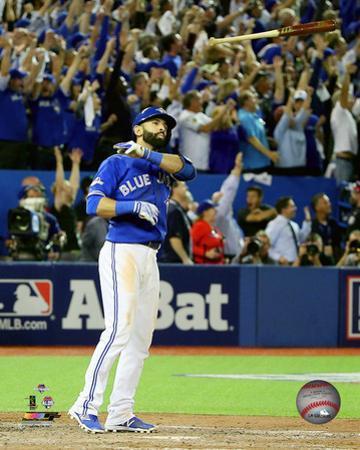 Jose Bautista three-run Home Run Game 5 of the 2015 American League Division Series