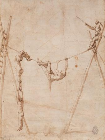 Acrobats on a Rope