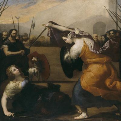 Duel of Women