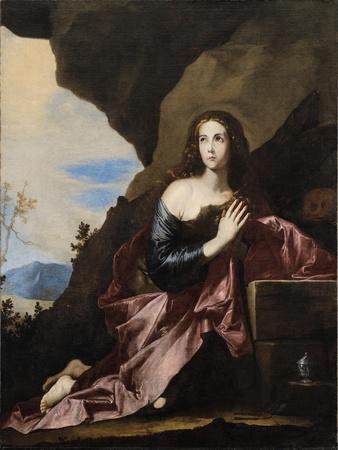 Mary Magdalene Penitent, 1637