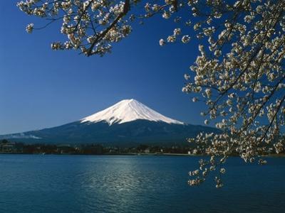 Fujisan in Japan by José Fuste Raga