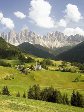 Funes Valley and the Dolomites by José Fuste Raga