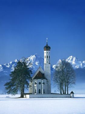 St. Coloman Church in Bavaria by José Fuste Raga