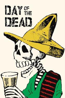 Mexico - Day of the Dead Festival by Jose Guadalupe Posada