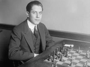 José Raúl Capablanca Y Graupera, 1915