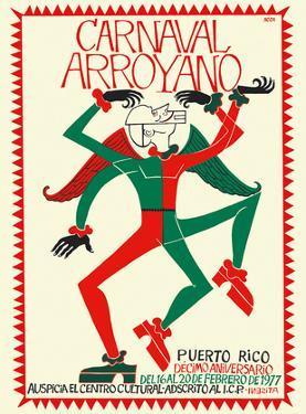 Carnaval Arroyano - Puerto Rico by José Rosa