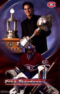 Jose Theodore - Montreal Canadiens