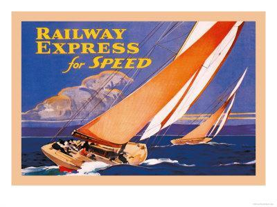 Railway Express for Speed