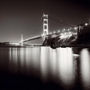 Golden Gate Study by Josef Hoflehner