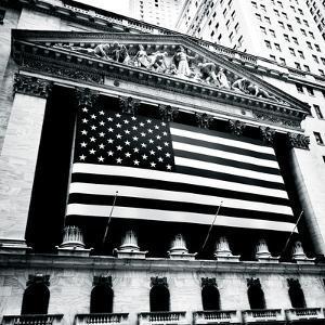 New York Stock Exchange by Josef Hoflehner