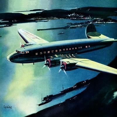 """Night Flight,""February 4, 1939"