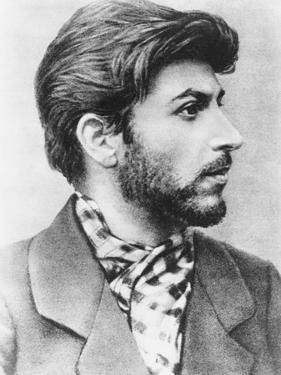 Josef Stalin as a Young Revolutionary