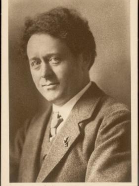 Josef Willem Mengelberg Dutch Conductor Pianist and Composer