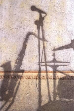 Jazz Instruments by Josep Cisquella
