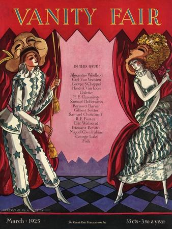Vanity Fair Cover - March 1925