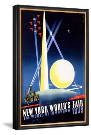New York World's Fair, World of Tomorrow by Joseph Binder