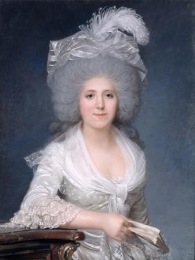 Jeanne Louise Henriette Campan by Joseph Boze