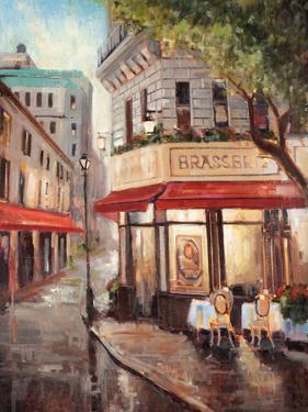 Parisian Stroll by Joseph Cates