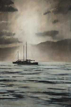 Sailboat by Joseph Cates