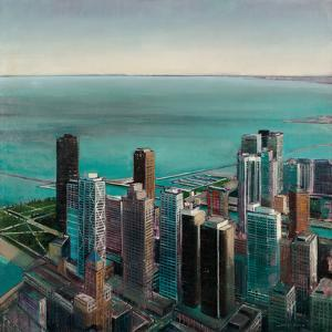 Skyline II by Joseph Cates