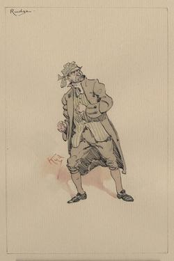 Barnaby Rudge Sr, C.1920s by Joseph Clayton Clarke