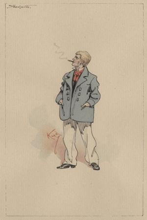 James Steerforth, C.1920s by Joseph Clayton Clarke