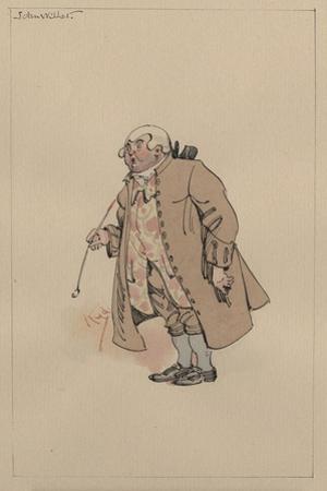 John Willet, C.1920s by Joseph Clayton Clarke