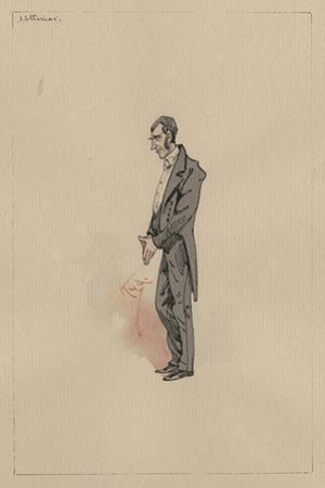 Littimer, C.1920s by Joseph Clayton Clarke