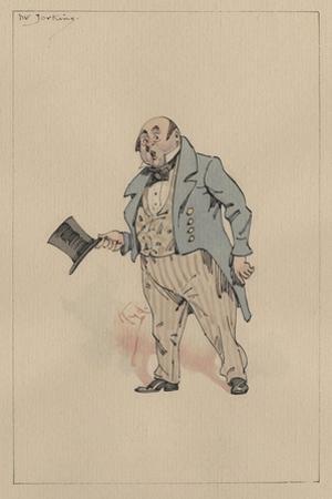 Mr Jorkins, C.1920s by Joseph Clayton Clarke
