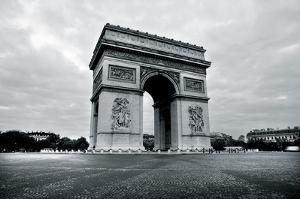 Arc de Triomphe by Joseph Eta