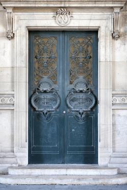Decorative Doors I by Joseph Eta