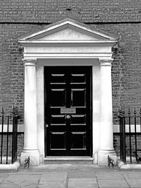 London Doors I by Joseph Eta