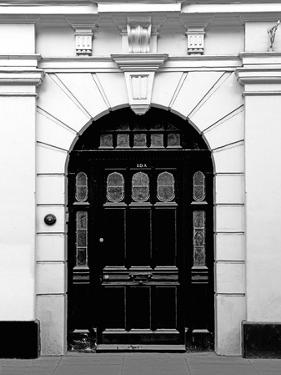 London Doors III by Joseph Eta