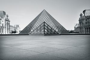 Louvre Light I by Joseph Eta