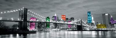 Neon City I by Joseph Eta