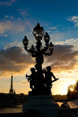 Paris Dawn by Joseph Eta