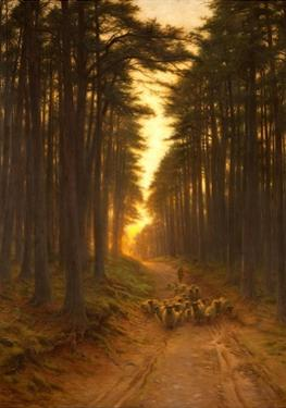 Now Came Still Evening On, c.1905 by Joseph Farquharson