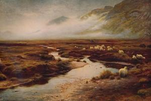 'The Moss at Poolewe', 1913, (c1915) by Joseph Farquharson