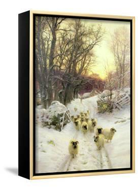 The Sun Had Closed the Winter's Day by Joseph Farquharson