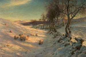 Through the Crisp Air, 1902 by Joseph Farquharson