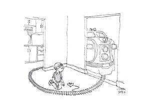 Cartoon by Joseph Farris