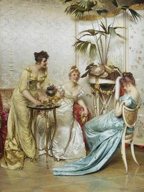 Tea Time Tales by Joseph Frederic Soulacroix