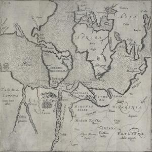 Pilgrim's Journey of the World, 1605 by Joseph Hall