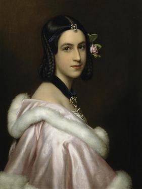 Portrait of Lady Jane Erskine, 1837 by Joseph Karl Stieler