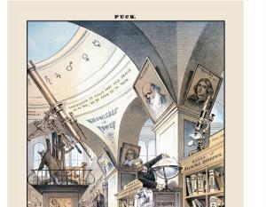 Puck Magazine: The Universal Church of the Future by Joseph Keppler