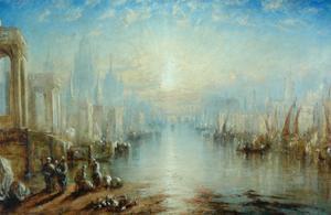 Capriccio, Venice by Joseph Mallord William Turner