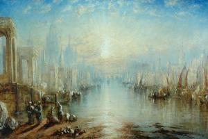Capriccio, Venice by Joseph Mallord William Turner