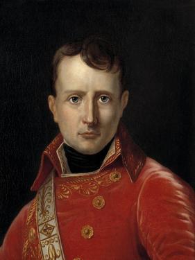 Napoleon Bonaparte as First Consul, c.1803 by Joseph-marie Vien The Elder