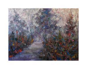 Walking path by Joseph Marshal Foster