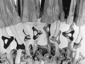 Shoe Reflections by Joseph Mckeown